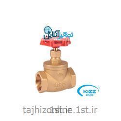 شیر فلکه برنجی سوزنی کیز ایران سایز ۱۱/۲