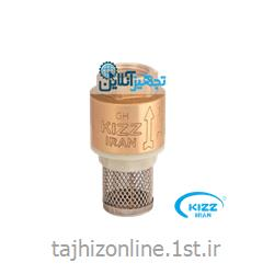 شیر سوپاپی برنجی کیز ایران سایز ۱/۲