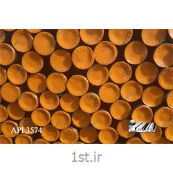 عکس لوله آهنیلوله درزدار توکار api سایز ۱,۱/۲ اینچ ضخامت ۳.۴ سپنتا تهران