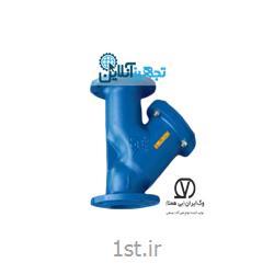 شیر صافی فلنجدار توری استیل PN۱۶ سایز ۱۸ اینچ وگ ایران بی همتا