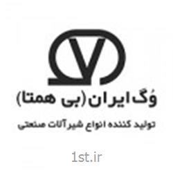شیر فلکه کشویی زبانه فلزی چدنی PN۱۰ سایز ۱-۱/۲ اینچ وگ ایران بی همتا
