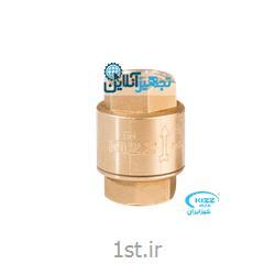 شیر خودکارفنری برنجی کیز ایران سایز۱/۲