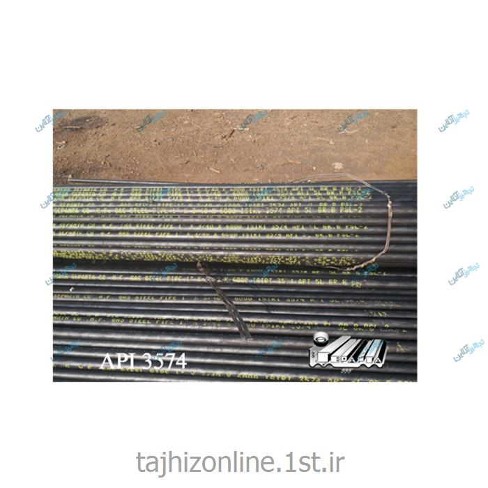 لوله درزدار توکار api سایز ۳/۴ اینچ ضخامت ۲.۷ سپنتا تهران