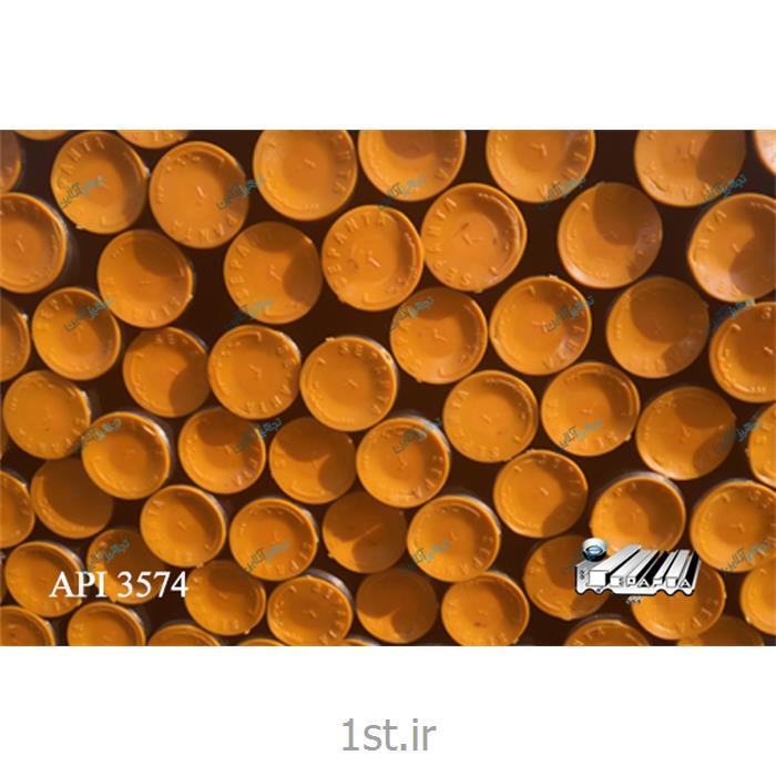 لوله درزدار توکار api سایز ۵ اینچ ضخامت ۵ سپنتا تهران