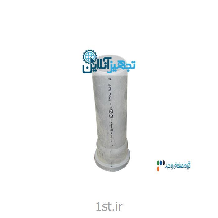 لوله پوشفیت یکسر سوکت سایلنت وحید ۴۰ میلی متر ۳۰۰ سانتی