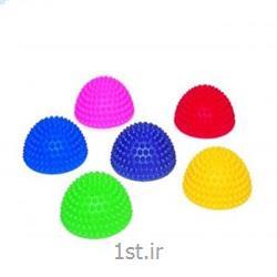 عکس لوازم و تجهیزات توانبخشینیم توپ تعادلی خاردار _ Senso balance hedgehog + XL (مارک TOGU آلمان)