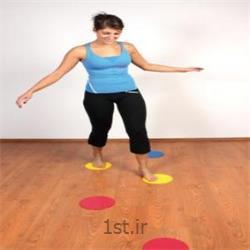 عکس لوازم و تجهیزات توانبخشیپد تحریکات حسی ست دوتایی _ Senso Balance Pad in a set of 2 (مارک TOGU آلمان)