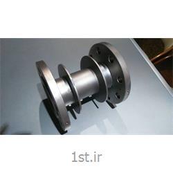 """عکس فلنج ( فلانژ )فلومترهای مغناطیسی با پوشش داخلی تفلون از سایز""""2 الی """"18 بدون درز"""