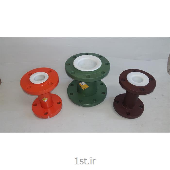 عکس سایر وسایل وصل کنندهلاینینگ PTFE انواع قطعات صنعتی