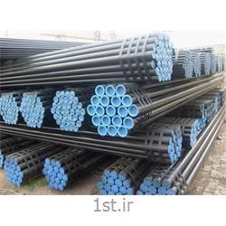 """عکس لوله فولادیلوله فولادی بدون درز """"2  pipe line API5L GR.B simless sch40"""