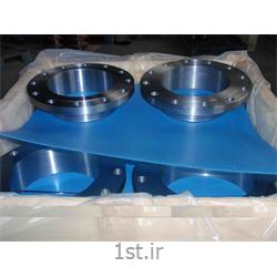 فلنج گلودار فولادی Flange CS A105.WN. RF 150 300 600