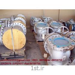 شیر فلکه کشوئی فولادی فلنج دار-Gate Valve A216 WCB WCC RF FLG 150 300#