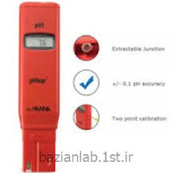 عکس پی اچ متر ( PH Meter )ph متر قلمی هانا مدل HI-98107 PHEP