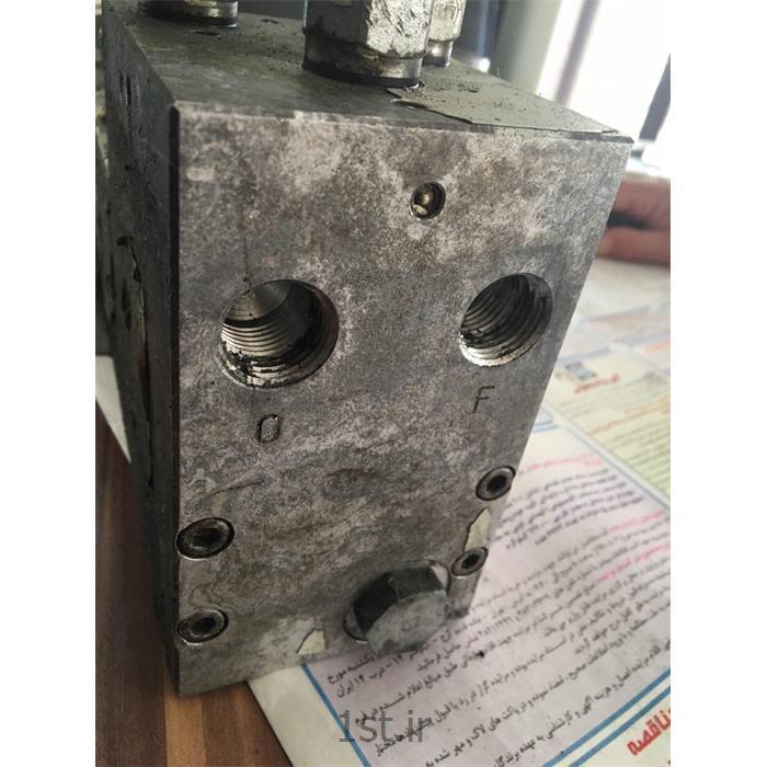 مهندسی معکوس و ساخت بلوک هیدرولیکی