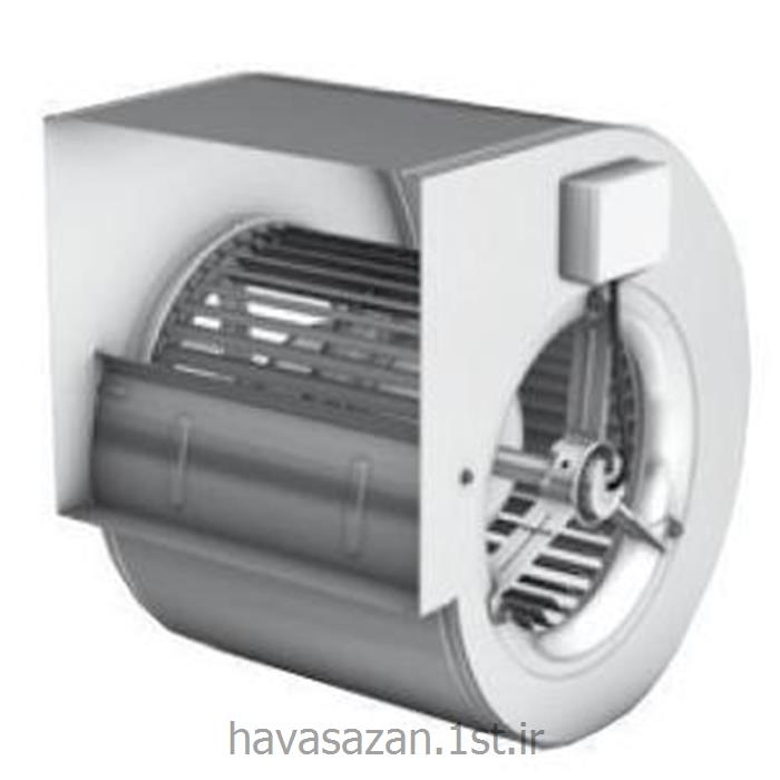 عکس دستگاه تهویه مطبوع صنعتیهواکش صنعتی سانتریفیوژ دبل فوروارد