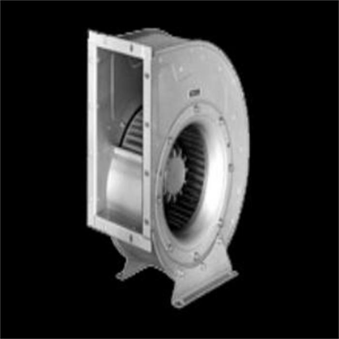 عکس دستگاه تهویه مطبوع صنعتیهواکش صنعتی سانتریفیوژ سینگل فوروارد