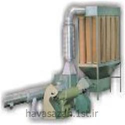 عکس دستگاه تهویه مطبوع صنعتیهواکش صنعتی سیکلون