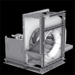 عکس دستگاه تهویه مطبوع صنعتیهواکش صنعتی سانتریفیوژ سینگل بکوارد