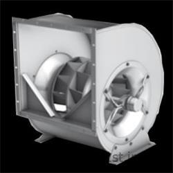 عکس دستگاه تهویه مطبوع صنعتیهواکش صنعتی سانتریفیوژ دبل بکوارد