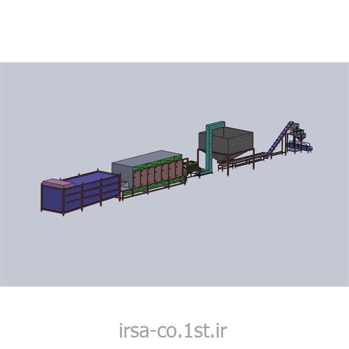 دستگاه فرآوری خشکبار HM-600 همگامان صنعت ایرسا