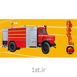 ساخت خودروهای آتش نشانی و نصب انواع تجهیزات آتش نشانی