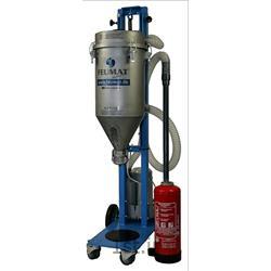 دستگاه شارژ و تخلیه انواع خاموش کننده های پودری