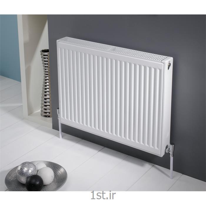 عکس رادیاتور، سیستم گرمایش از کف و قطعاترادیاتور پانلی گلدپن یک متری