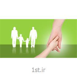 عکس خدمات بیمه ایبیمه حوادث خانواده بیمه ملت