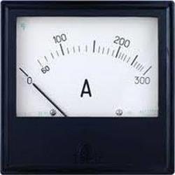 آمپرمتر ، صفر- سیصد