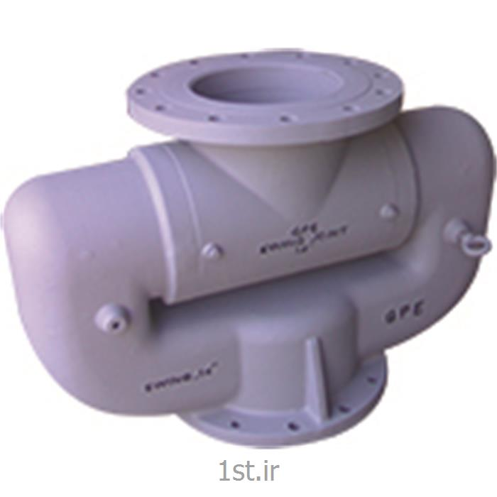 سیستم تخلیه آب باران از مخازن سقف شناور از نوع مفصل دورانی لغزشی