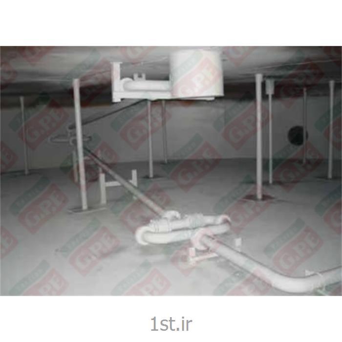 عکس سایر محصولات مرتبط با انرژیسیستم تخلیه آب باران از مخازن سقف شناور از نوع مفصل دورانی