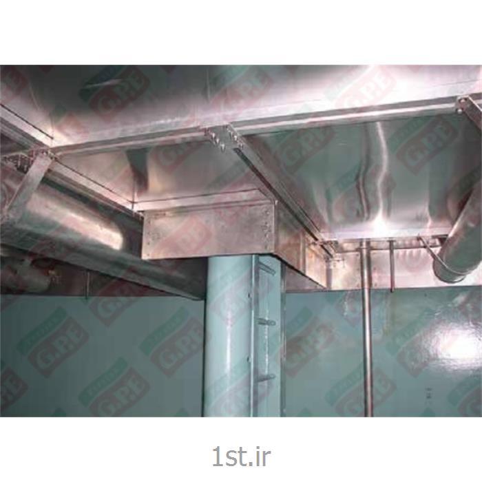 سقف شناور آلومینیومی مخازن ذخیره