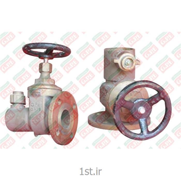 عکس سایر محصولات مرتبط با انرژیشیر آتش نشانی آب و فوم
