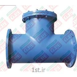 صافی فولادی جریان نوع T شکل