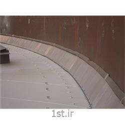 آب بند ثانویه مخازن سقف شناور از نوع صفحات فلزی گردگیر