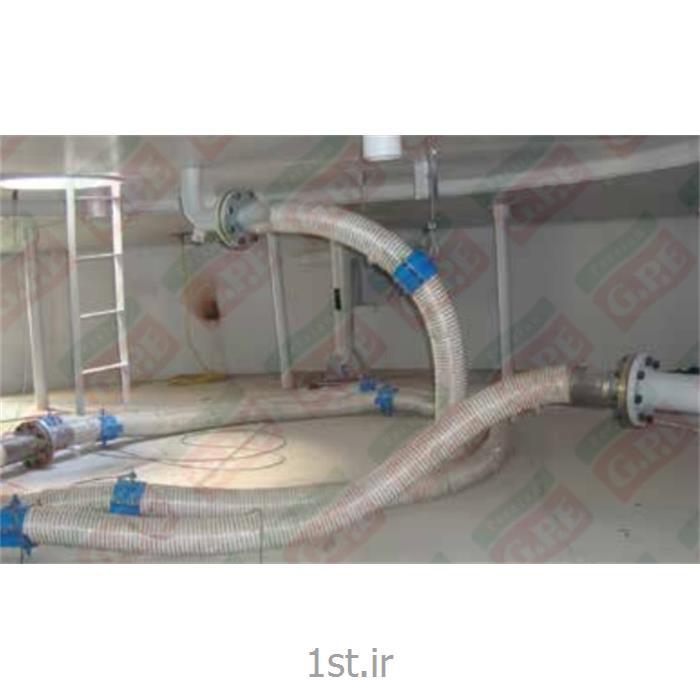 عکس سایر محصولات مرتبط با انرژیسیستم تخلیه آب باران از مخازن سقف شناور از توع لوله قابل انعطاف