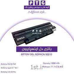 عکس باتری لپ تاپباتری لپ تاپ دل مدل اینسپایرون 5010-BATTERY DELL INSPIRON 5010