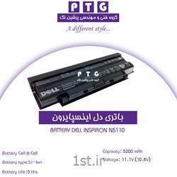 عکس باتری لپ تاپباتری لپ تاپ دل مدل اینسپایرون DELL INSPIRON 5110-5110