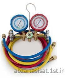 گیج فشار گاز (شارژ گاز کولر) مانیفیلد