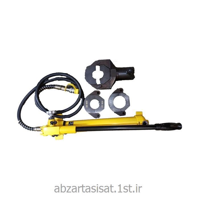 عکس ابزار هیدرولیکپرس هیدرولیک پنج لایه تا سایز 75