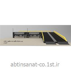 عکس تجهیزات حمل و نگهداری باررمپ متحرک بارگیری متحرک چند منظوره (آبتین صنعت هوراد) AbtinDoor