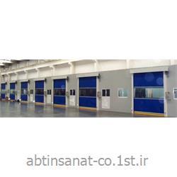 درب سریع PVC ، درب سریع السیر PVC (آبتین صنعت هوراد) ABTINSANAT