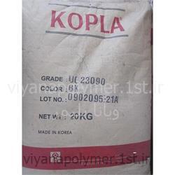 عکس پلی آمیدپلی آمید 6، الیاف دار مشکی KOPLA محصول کره