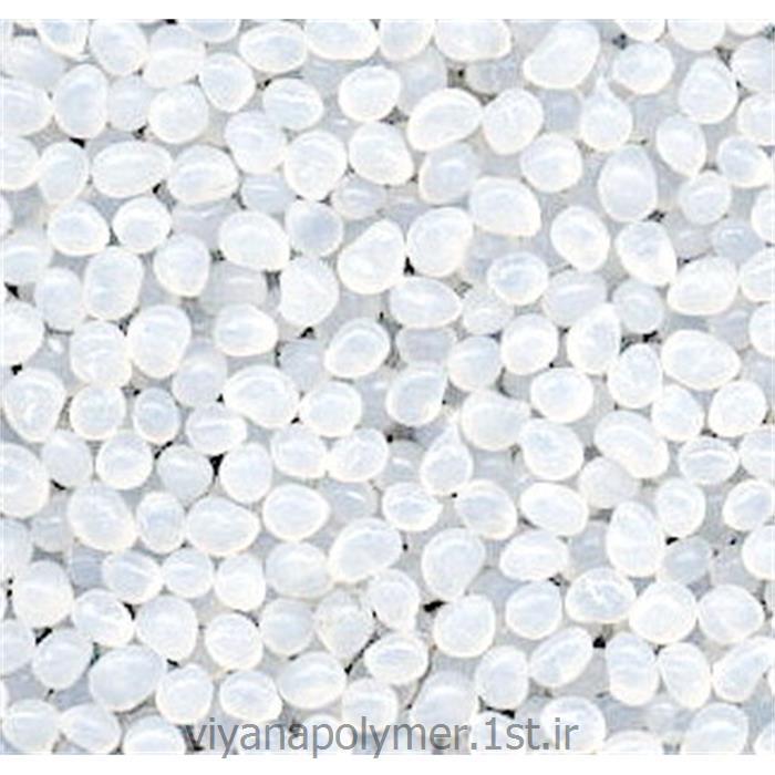 عکس پلی آمیدپلی آمید 66 الیاف دار بی رنگ KC محصول چین