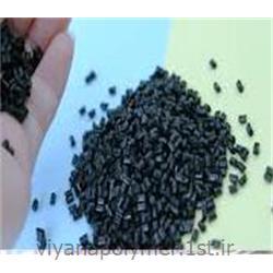 عکس پلی آمیدپلی آمید 6 الیاف دار مشکی KC محصول چین