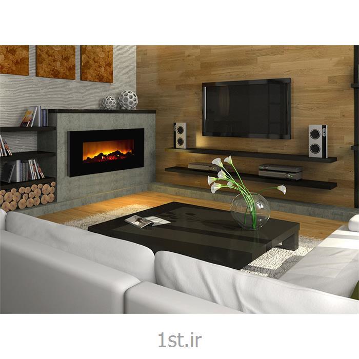 شومینه برقی دیواری LCD<