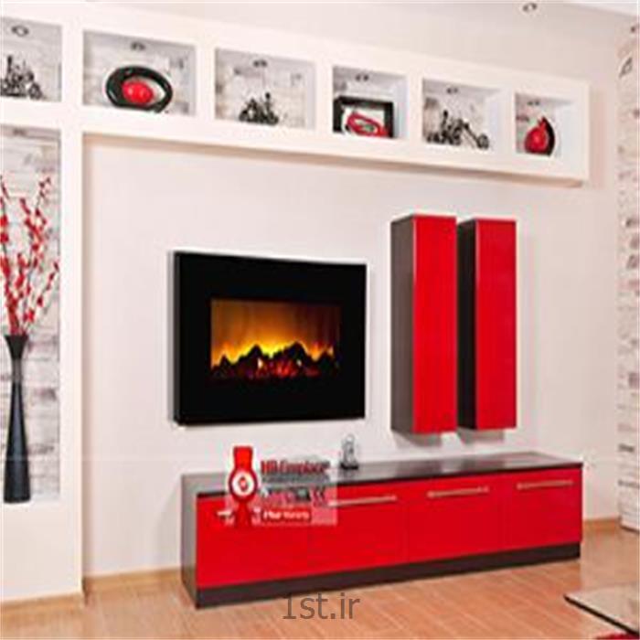 شومینه مدرن دیواری و زمینی با مارک شومینه اچ بی HB Fireplace