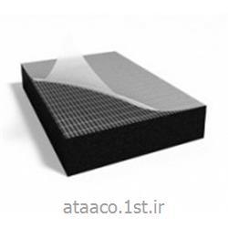 عایق الاستومری کافلکس با روکش الومینیوم 170میکرون مسلح سایز 3میلیمتر
