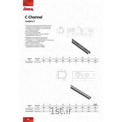 عکس مصالح ساختمانی فلزیپروفیل ساپورت فولاد اینکا 21*41