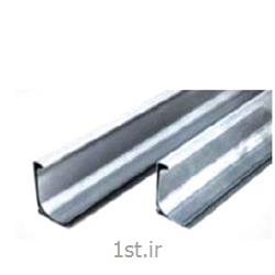 عکس کانال فولاد ضد زنگپروفیل ماستیک دار فلنج کانال سایز 20 میلیمتر